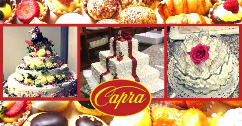 Offerta realizzazione torte personalizzate - occasione acquisto bomboniere matrimonio Piacenza
