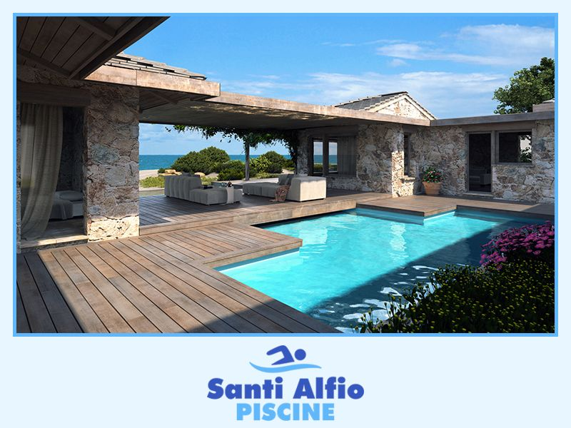 offerta progettazione piscine su misura promozione installazione piscine santi alfio