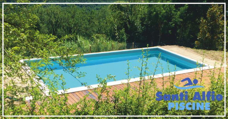 santi alfio offerta accessori per piscine in cemento - occasione rivestimenti piscine perugia