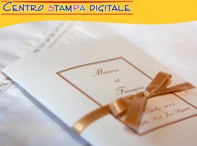 promozione offerta occasione partecipazioni di nozze potenza