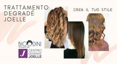 occasione trattamento capelli degrade joelle a treviso offerta colorazione naturale dei capelli a treviso