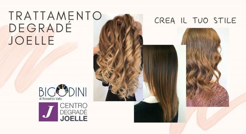 Occasione trattamento capelli Degradé Joelle a Treviso - Offerta colorazione naturale dei capelli a Treviso