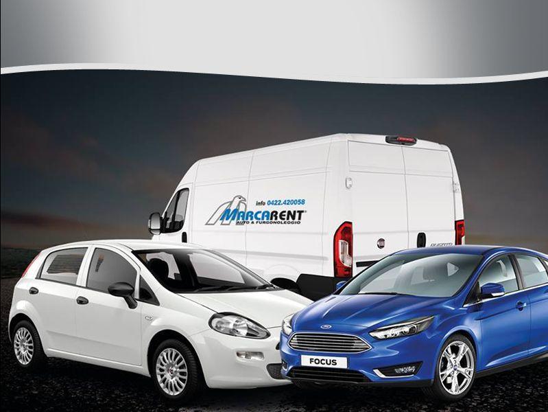 offerta noleggio furgoni treviso promozione noleggio treviso marca rent