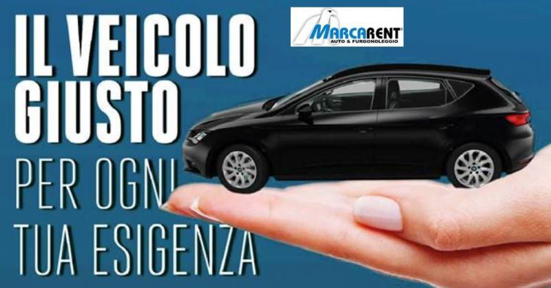 Marca Rent occasione noleggio macchina - offerta autonoleggio macchina Treviso
