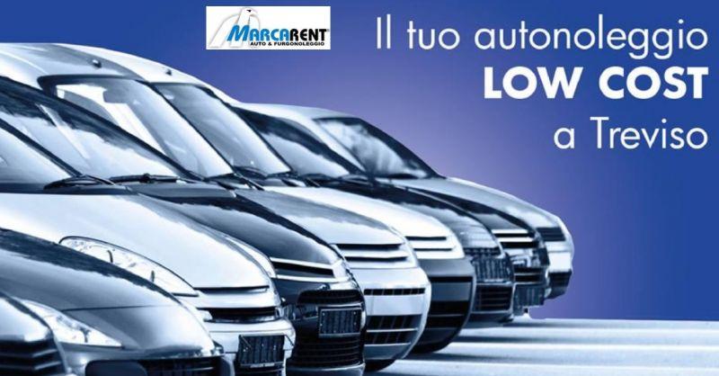 Marca Rent offerta autonoleggio low cost - occasione noleggio macchina Treviso