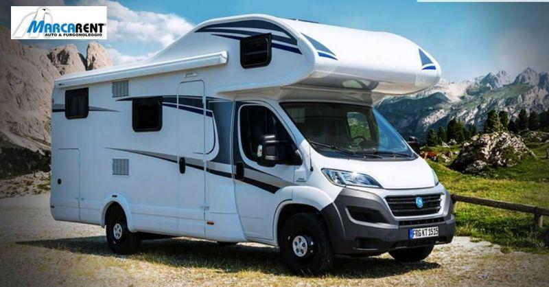 Marca Rent offerta noleggio camper - occasione prenotazione autocaravan per vacanze Treviso