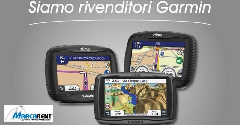 Marca Rent offerta vendita dispositivo satellitare - occasione rivenditore navigatore garmin