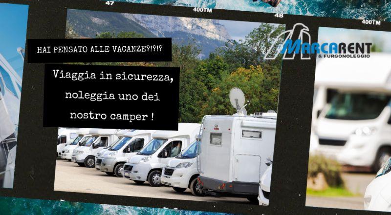 Occasione servizio di noleggio camper vacanze 2021 a Treviso – Offerta organizzare la vacanze  con camper a noleggio a Treviso