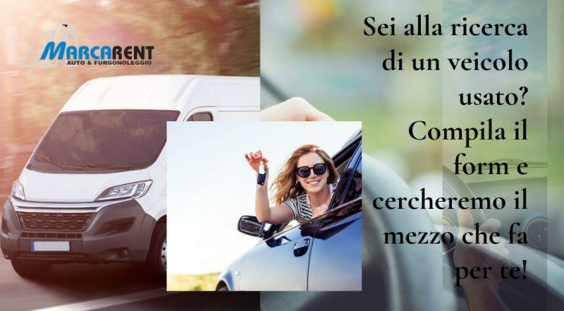 Occasione veicoli usati a Treviso  - vendita di auto camper e furgoni a Treviso
