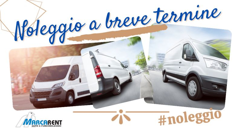 Occasione noleggio a breve termine di furgoni a Treviso – offerta rent a car a breve termine a Treviso