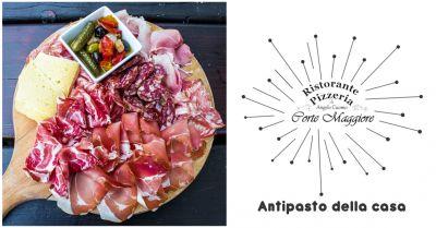 pizzeria ristorante cortemaggiore offerta antipasto della casa salumi e formaggi montebelluna