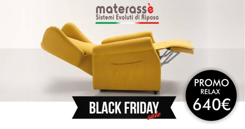 MATERASSE Cagliari - promozione poltrona relax elettrica alzapersona consegna gratuita a domicilio