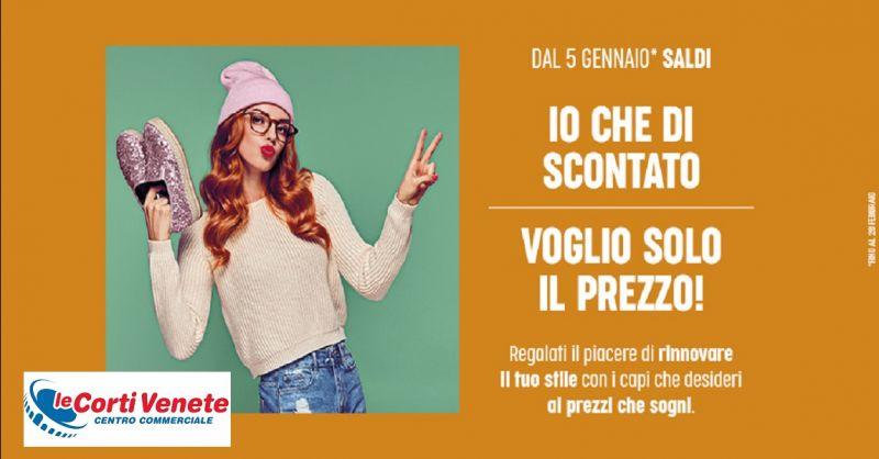 LE CORTI VENETE offerta saldi invernali a Verona - occasione sconti e saldi invernali a Verona