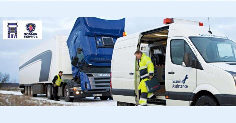 offerta soccorso su strada camion e pullman - occasione soccorso camion e pullman FVG 24 ore