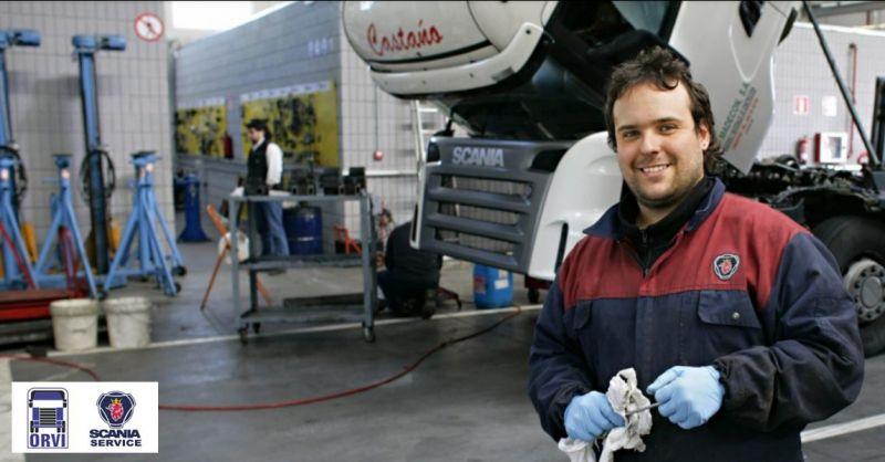 offerta manutenzione aria condizionata camion Udine - occasione ricarica clima camion Udine