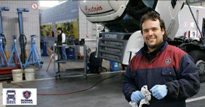 offerta manutenzione aria condizionata camion udine occasione ricarica clima camion udine