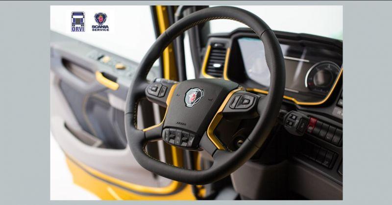 ORVI offerta tagliando camion e pullman Udine - occasione cambio olio filtri olio e aria Udine