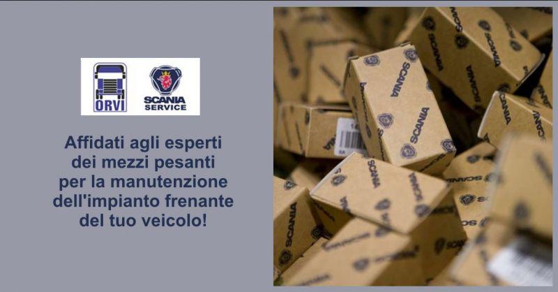 offerta controllo freni camion e pullman Udine - occasione manutenzione impianto frenante Udine