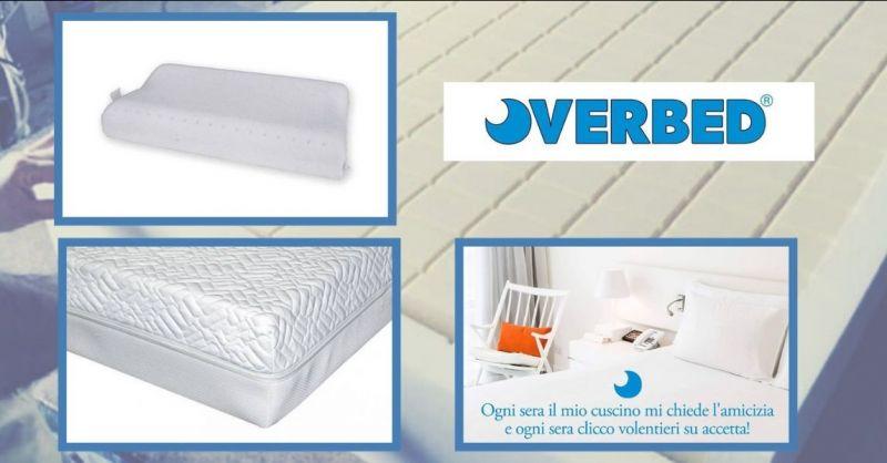 offerta cuscini e materassi ortopedici in vendita online  - OVERBED