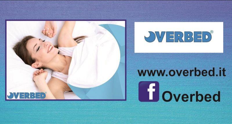 offerta vendita materassi e accessori per il buon risposo Siena - OVERBED