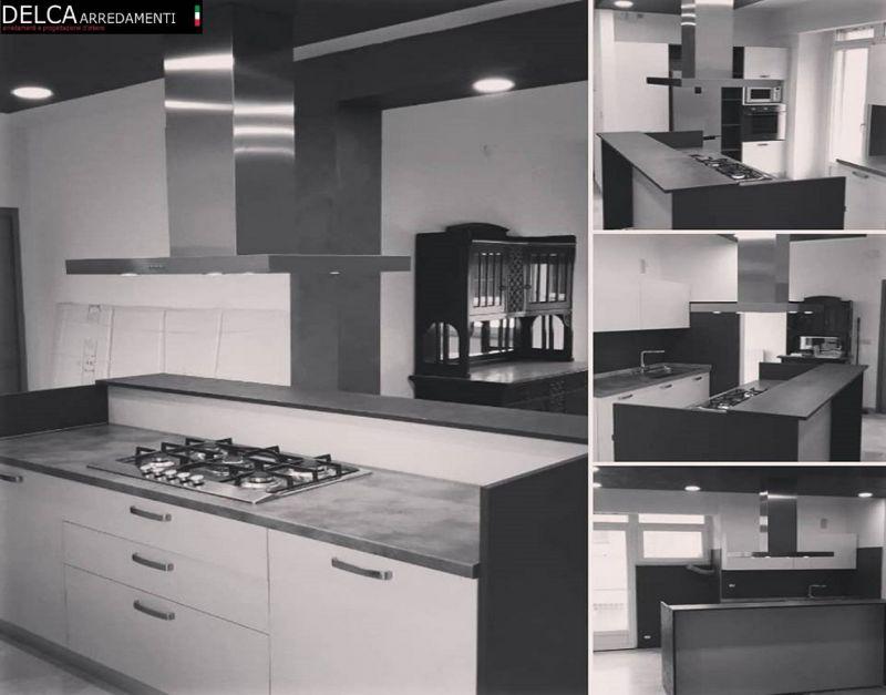 Delca arredamenti occasione vendita arredamento - offerta cucine con isola Udine