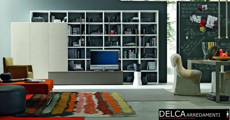 Delca Arredamenti occasione progettazione soggiorni - offerta arredamento casa Udine
