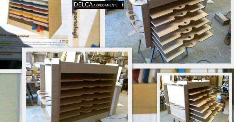 Delca Arredamenti occasione progettazione mobili su misura - offerta vendita arredamento