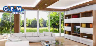 promozione finestre in pvc occasione infissi in pvc gem infissi