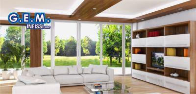 offerta realizzazione e posa finestre in pvc occasione progettazione infissi g e m infissi