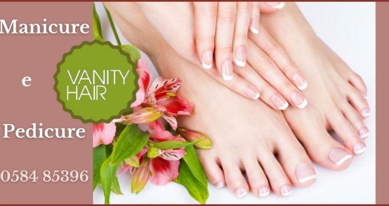 promozione manicure e pedicure forte dei marmi - occasione manicure professionali Versilia