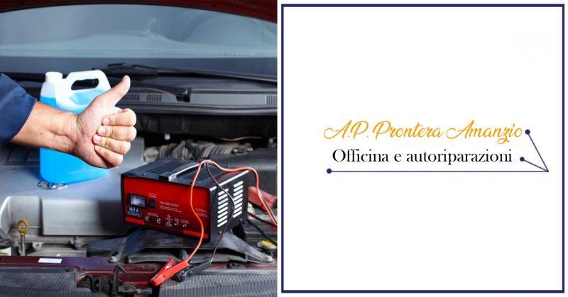 Offerta ricarica batteria auto multi marca Cavallino - A.P. Prontera Amanzio