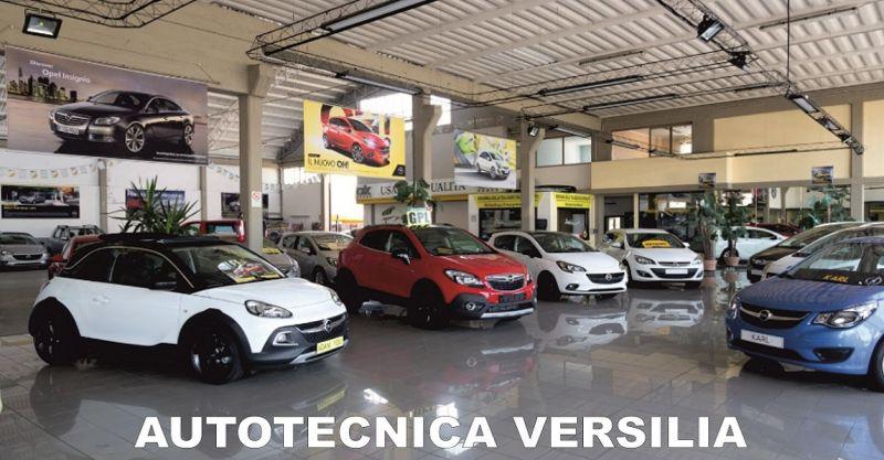 AUTOTECNICA VERSILIA - promozione elettrauto e officina OPEL
