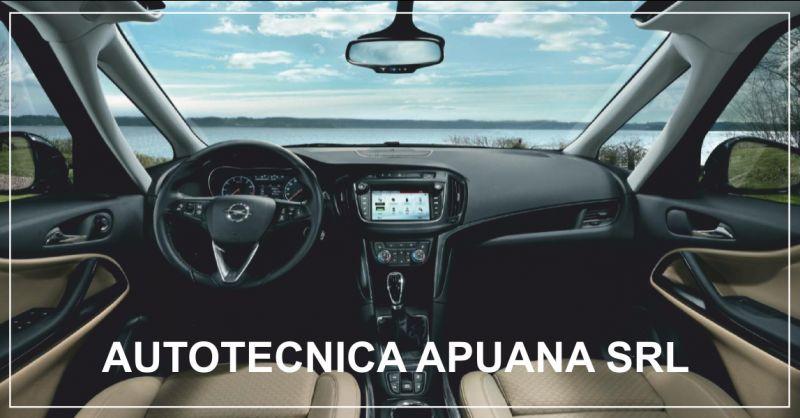 autotecnica apuana offerta vendita auto nuove opel - occasione auto usate mitsubishi massa