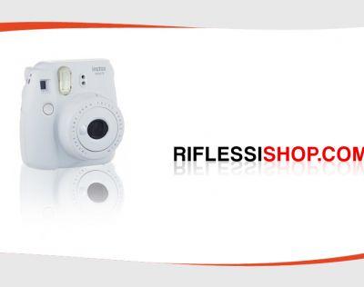 offerta vendita fotocamera istantanea instax mini 9 a torino riflessi digital shop