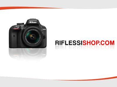 offerta vendita fotocamera nikon reflex d3400 p promozione distribuzione fotocamera nikond3400