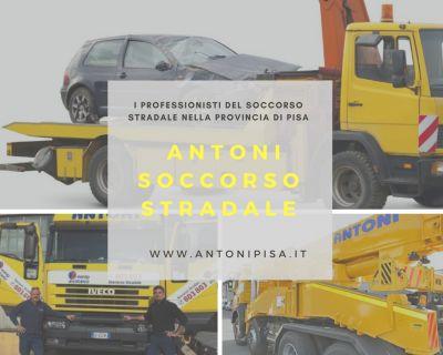 antoni soccorso stradale soccorso stradale ospedaletto soccorso stradale pisa