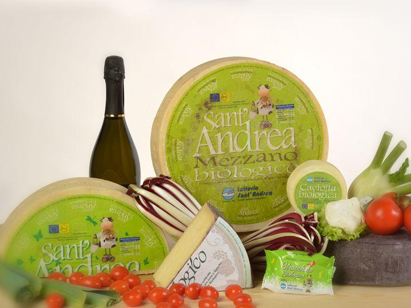 Occasione prodotti biologici Povegliano - Offerta cibo bio Povegliano - Latteria Sant'Andrea