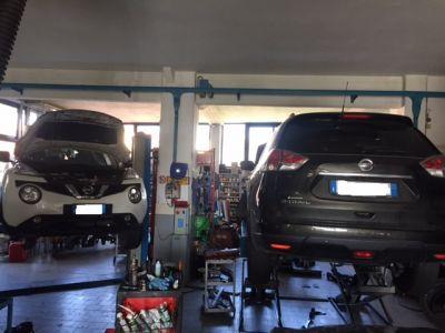 tagliando controllo garage via nova sconto offerta