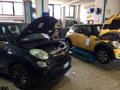 officina meccanica garage via nova nissan multimarche