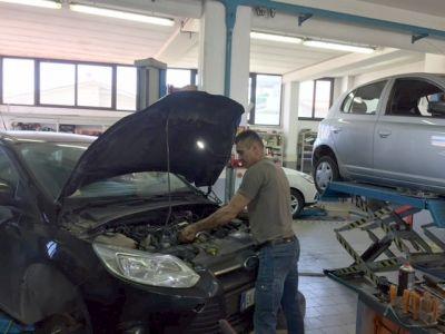 garage via nova officina meccanica carrozzeria noleggio auto