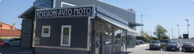 centro revisioni auto moto camper furgoni 3ruote noleggio garage via nova