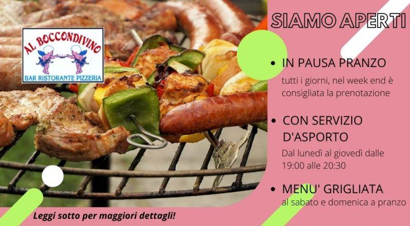 OCCASIONE ristorante a pordenone aperto in pausa pranzo e nel weekend a Pordenone – Offerta grigliata di carne al sabato e domenica a Pordenone