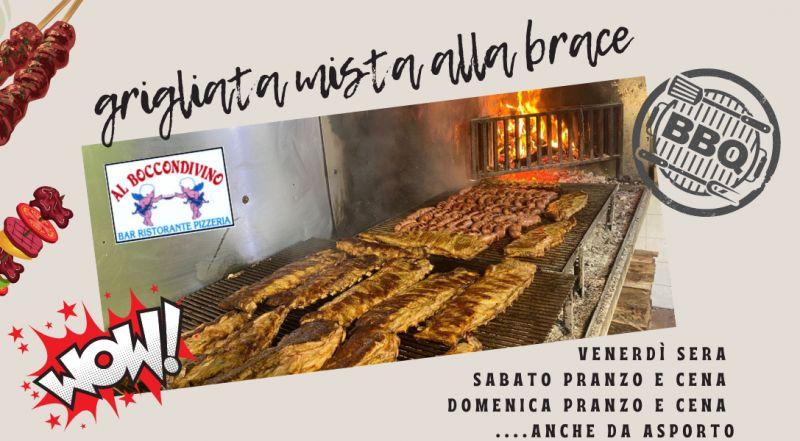 Occasione ristorante con posto all'aperto a Pordenone – offerta ristorante con carne alla brace a Pordenone