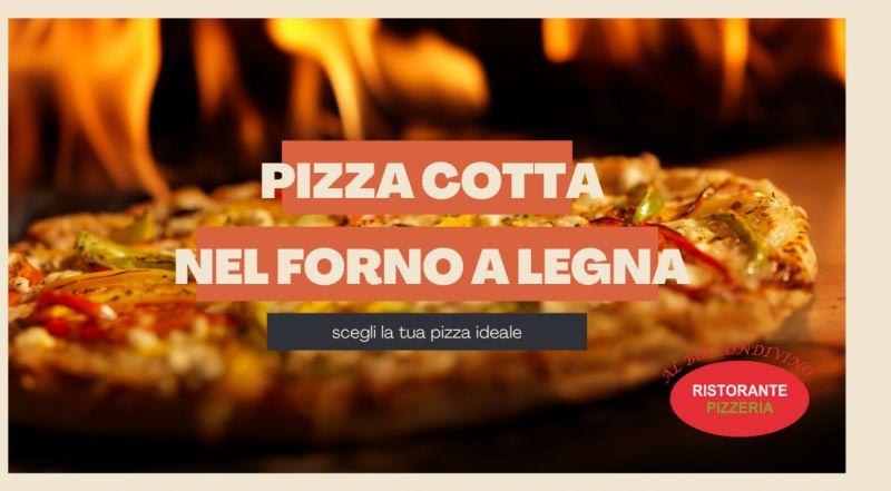 Offerta pizza cotta nel forno a legna a Pordenone – vendita pizzeria a Pordenone