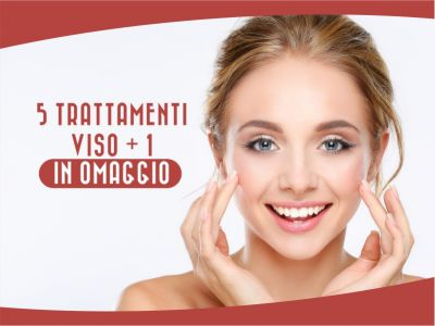 offerta trattamenti viso promozione pacchetto viso centro estetico patrizia trapani