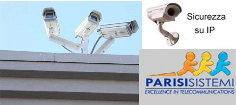 offerta vendita e installazione telecamere di sicurezza udine - occasione sicurezza su ip udine