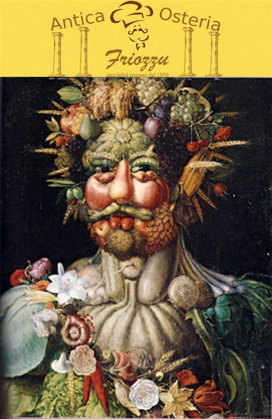 Antica Osteria Friozzu, un secolo di tradizione....