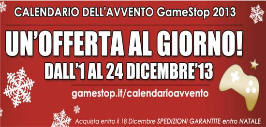 Calendario Dellavvento Gamestop.Calendario Dell Avvento Gamestop A Terni Sihappy