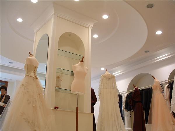 Negozio di articoli per sposa ''Zaccheddu'' a Selargius