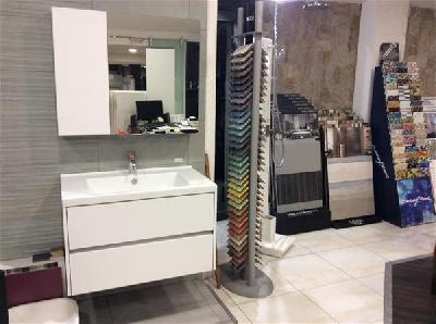 lavabo bagno con mobile e con specchio contenitore quot i like magic quot in offerta da cannizzaro ceramiche